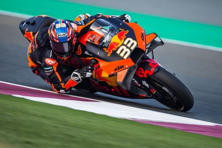 RED BULL KTM ENERGIZE MOTOGP™ LINE-UP FOR 2021