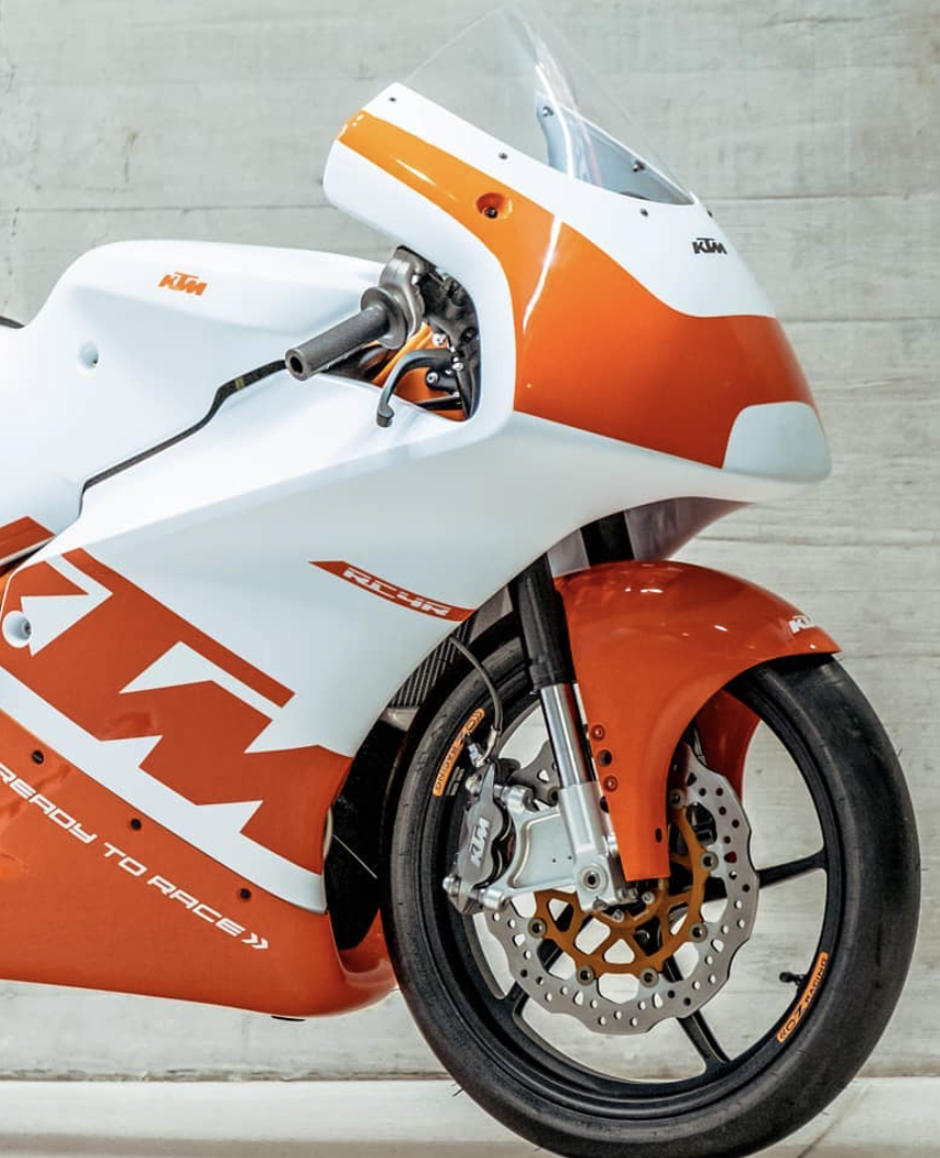 KTM RC4R - Austrian Junior Cup 2021