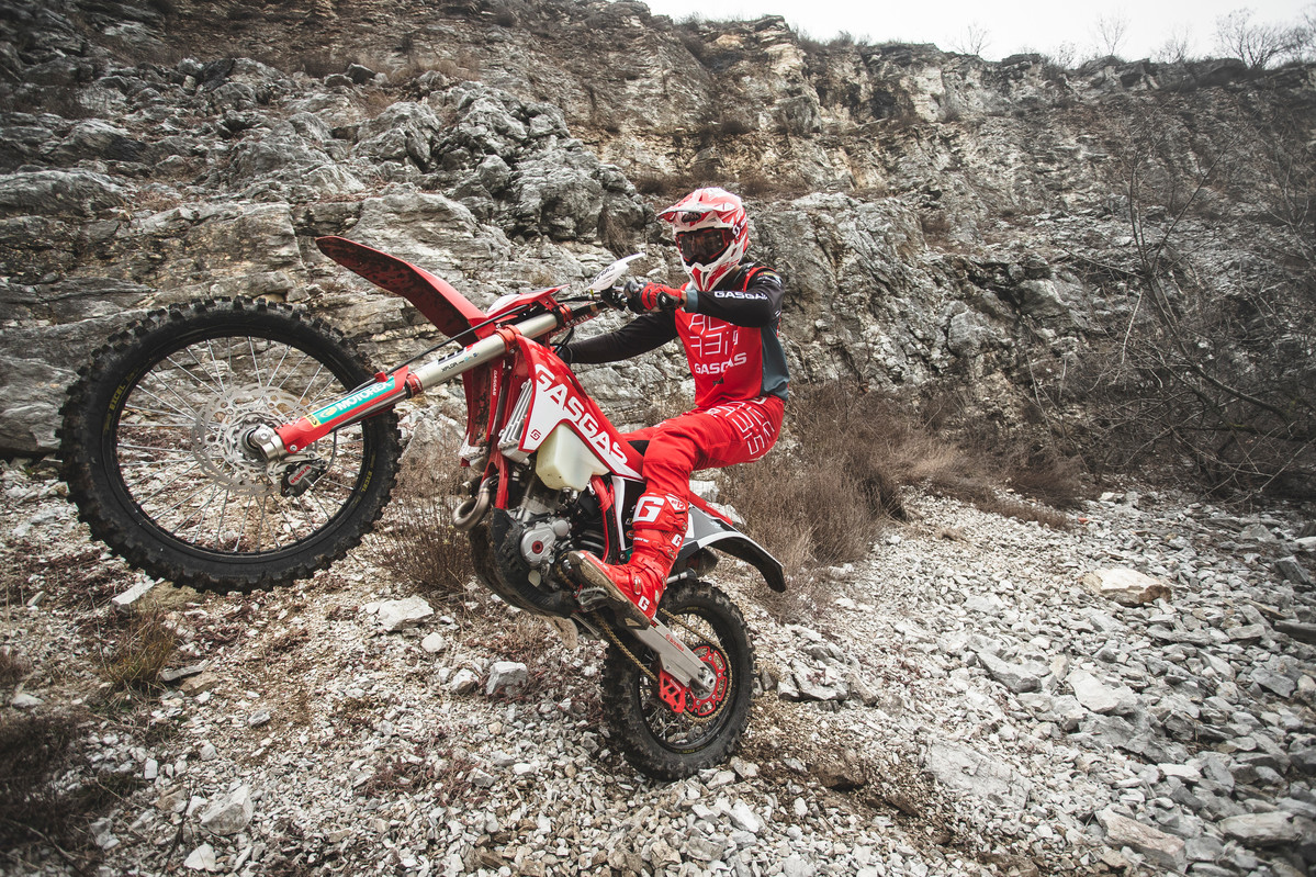 GASGAS GO ENDUROGP RACING IN 2021!