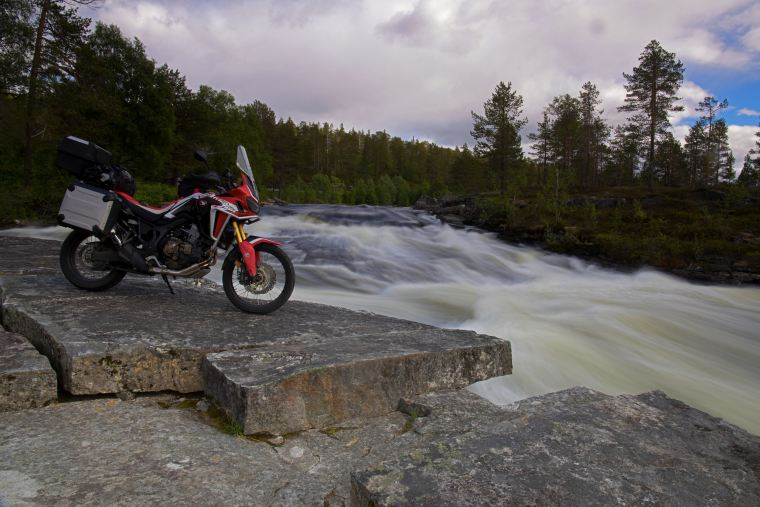 Honda Adventure Tour