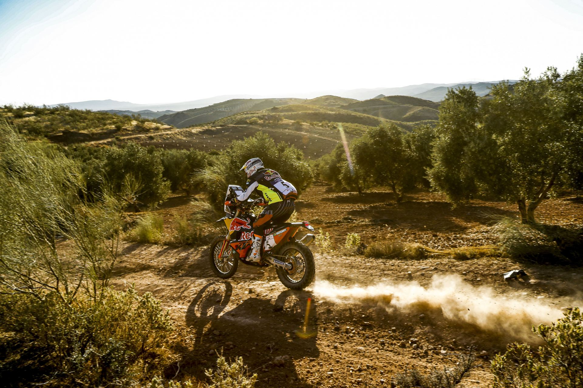 Toby Price - Andalusien Rallye