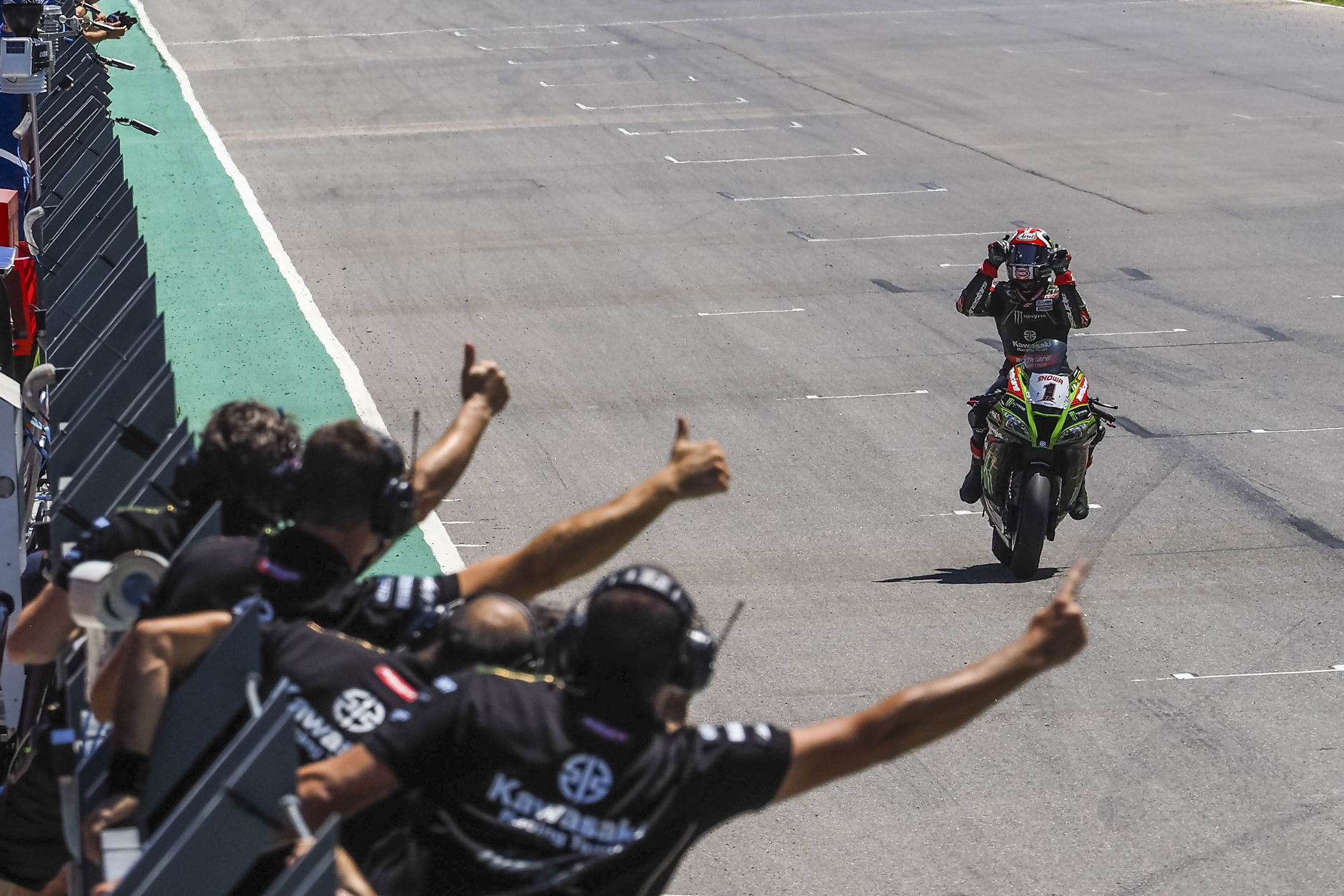 ServusTV- Das Superbike Finale in Estoril
