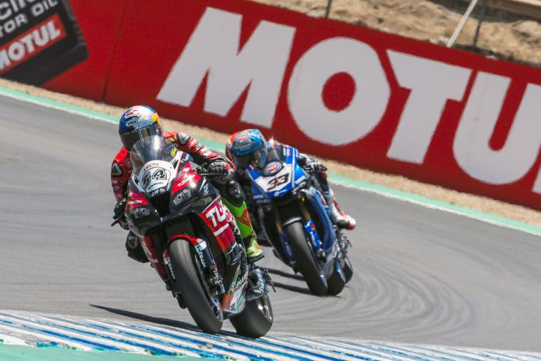 Superbike WM Start in Spanien