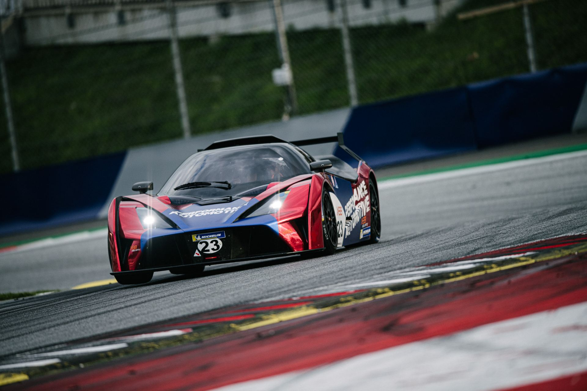 Packendes X-Bow Battle Saisonfinale am Red Bull Ring