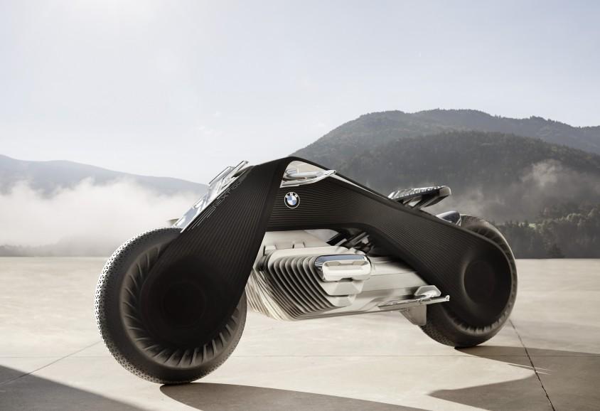 STEHT von SELBER: Strombike - BMW Motorrad VISION NEXT 100: The ...