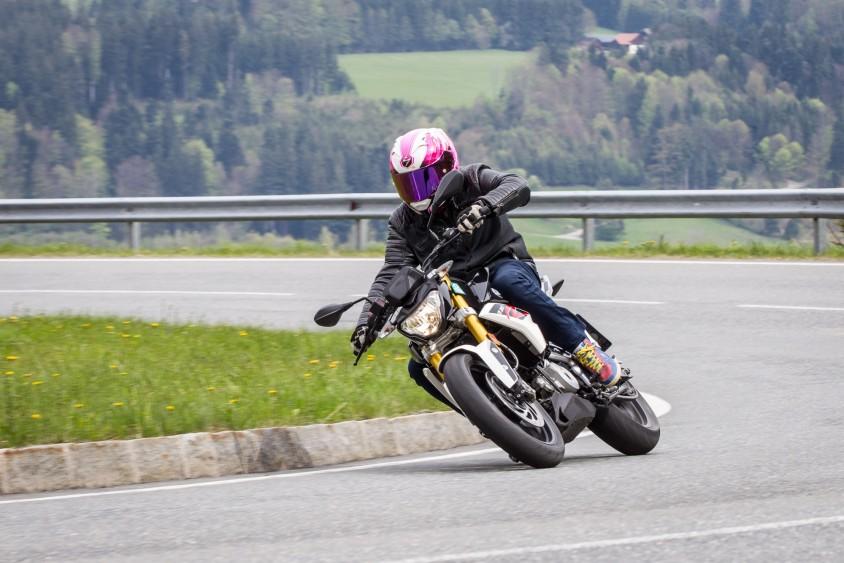 Die Bmw G 310 R Intensiver Fahrspass Motorradreporter