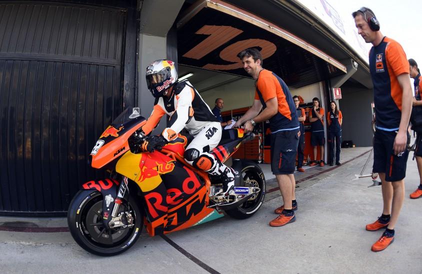 Die MotoGP ruft? Tony Cairoli spricht über sein KTM Asphalt