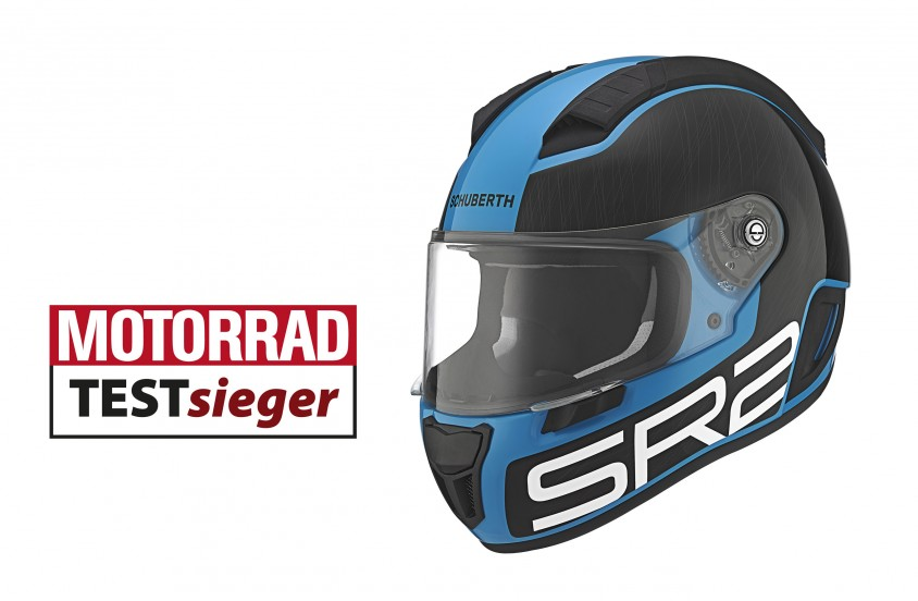 schuberth sr2 gewinnt sporthelm test. Black Bedroom Furniture Sets. Home Design Ideas