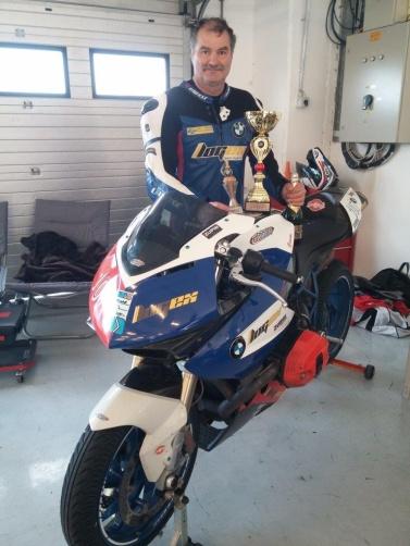 Bmw Boxercup - Es ist geschafft ! | Motorradreporter