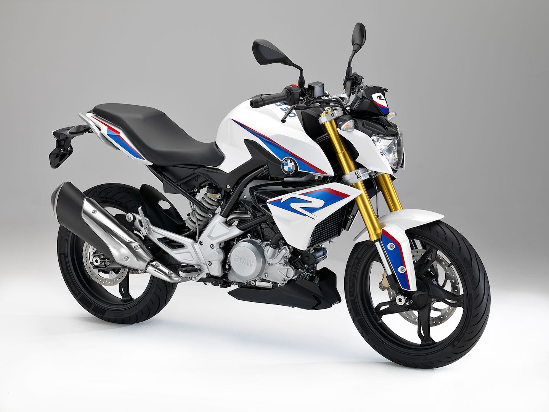 Bmw G 310 R Motorradreporter