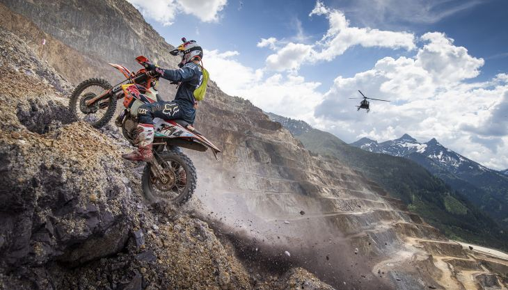 Red Bull Erzbergrodeo 2021: the rider registration for the  World Xtreme Enduro Supreme kicks off on October 19th 2020!