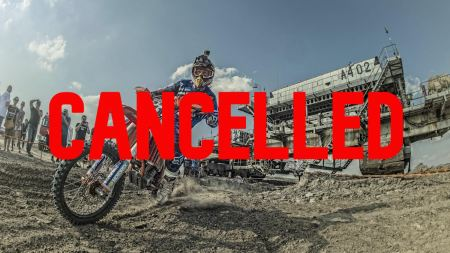 Red Bull Megawatt Cancelled