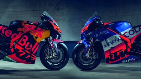 Red Bull KTM energize MotoGP™ line-up für 2021