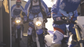 Yamaha Offroad Experience