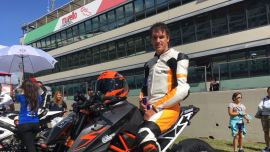 Mugello International Bridgestone Handy Race