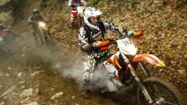 "Red Bull TV: Extrem-Enduro Video ""15 Jahre Red Bull Romaniacs"