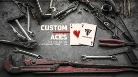 Custom Aces 2019: Round two, go