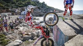 Trial Nationalteam Austria – 4. Platz International Trophy