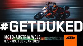 "Die KTM 1290 SUPER DUKE R wurde ""re-Beasted""."
