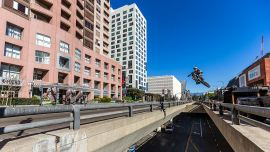 Robbie Maddison & Tyler Bereman Run Wild in Los Angeles