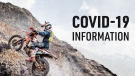Red Bull Erzbergrodeo Covid News