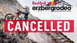 Cancellation of Red Bull Erzbergrodeo 2020