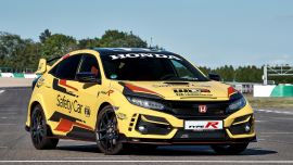 Honda Civic Type R Limited Edition ist das offizielle Safety Car der WTCR 2020