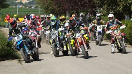 Supermoto ÖM Finale steigt heuer in Fuglau am 12. + 13. September