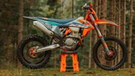 Limited Edition: 2021 KTM 350 EXC-F WESS