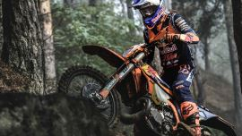 Red Bull Romaniacs: Ergebnisse Offroad Day TAG 1 - 28.10.2020