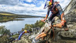 Red Bull Romaniacs: Ergebnisse Offroad Day TAG 3 - 30.10.2020