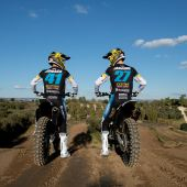 Rockstar Energy Husqvarna Factory Racing MXGP Team