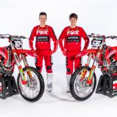 GasGas Factory Racing - 2020 MX2 Team