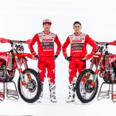 GasGas Factory Racing - 2020 MXGP Team