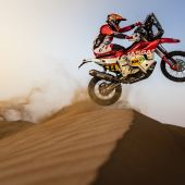 Laia Sanz RC 450F - GASGAS Factory Racing - Dakar Rally 2021