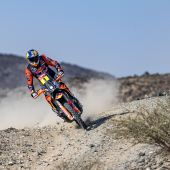 Toby Price - Red Bull KTM Factory Racing - 2021 Dakar Rally Stage Four