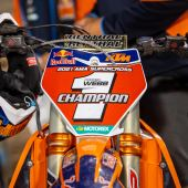 Cooper Webb - 2021 AMA Supercross 450SX Champion