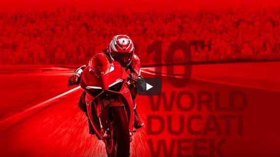 World Ducati Week 2018