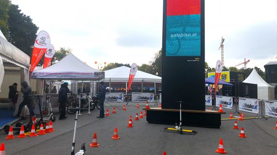 Safebike Gamecity 2018