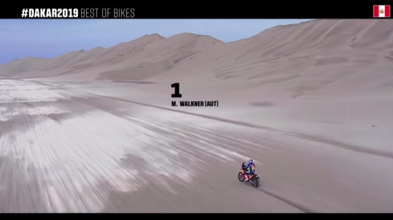 Dakar Best of Bike