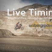 Livetiming Red Bull Harescramble