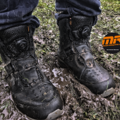 Fotoreport: Stiefel Icon Patrol 2 Test