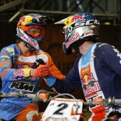 Webb und Blazusiak Ready to Race Superenduro 2019