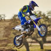 Yamaha YZ65 Aktion
