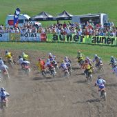 Faszination Motocross in Seitenstetten