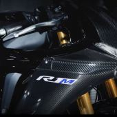 2020 Yamaha YZF-R1 and YZF-R1M. R History. Your Future. We R1.
