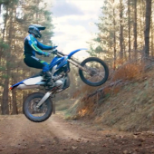 Video Yamaha Enduro 2020
