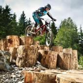 GO WITH YOUR PRO mit Trial Legende Dougie Lampkin