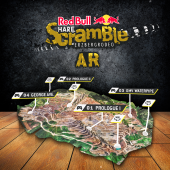 Red Bull Hare Scramble AR Experience