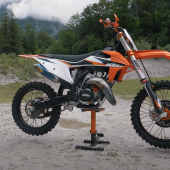 Introducing the 2021 KTM Motocross range
